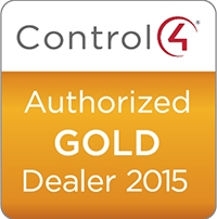 Control 4 Authorized Gold Dealer