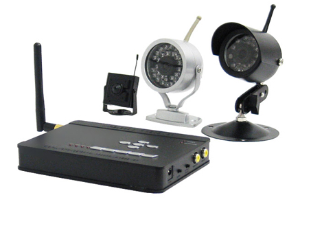 Surveillance and Security Systems Greenville SC